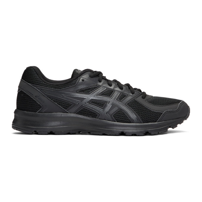 Photo: Asics Black Jolt Sneakers