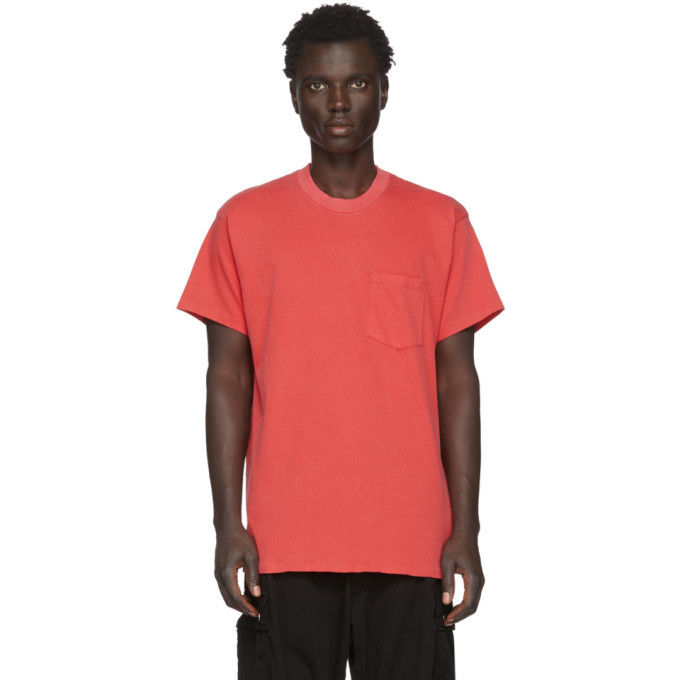 Photo: Billy Red Joseph Pocket T-Shirt