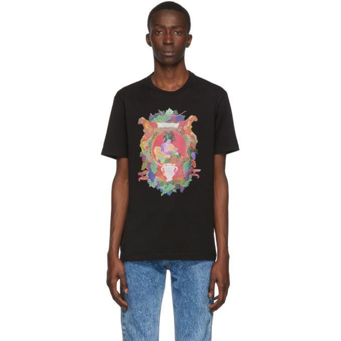 Versace Black Bacchus T-Shirt