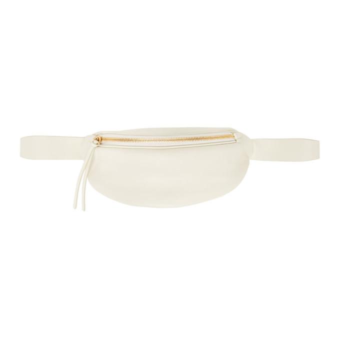 Photo: Jil Sander Off-White Small Belt Bag