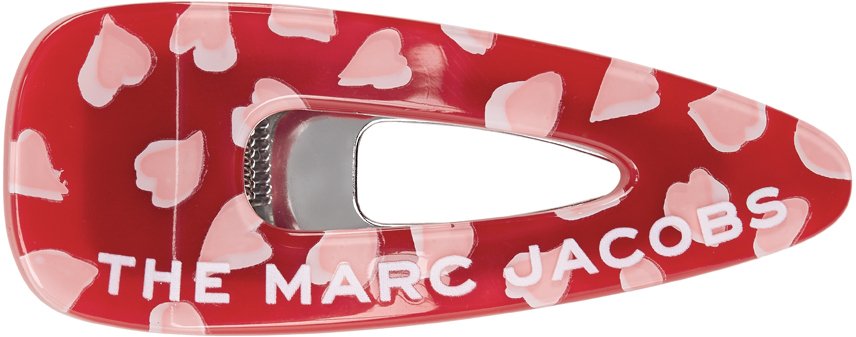 Photo: Marc Jacobs Red & Pink 'The Hearts' Barrette