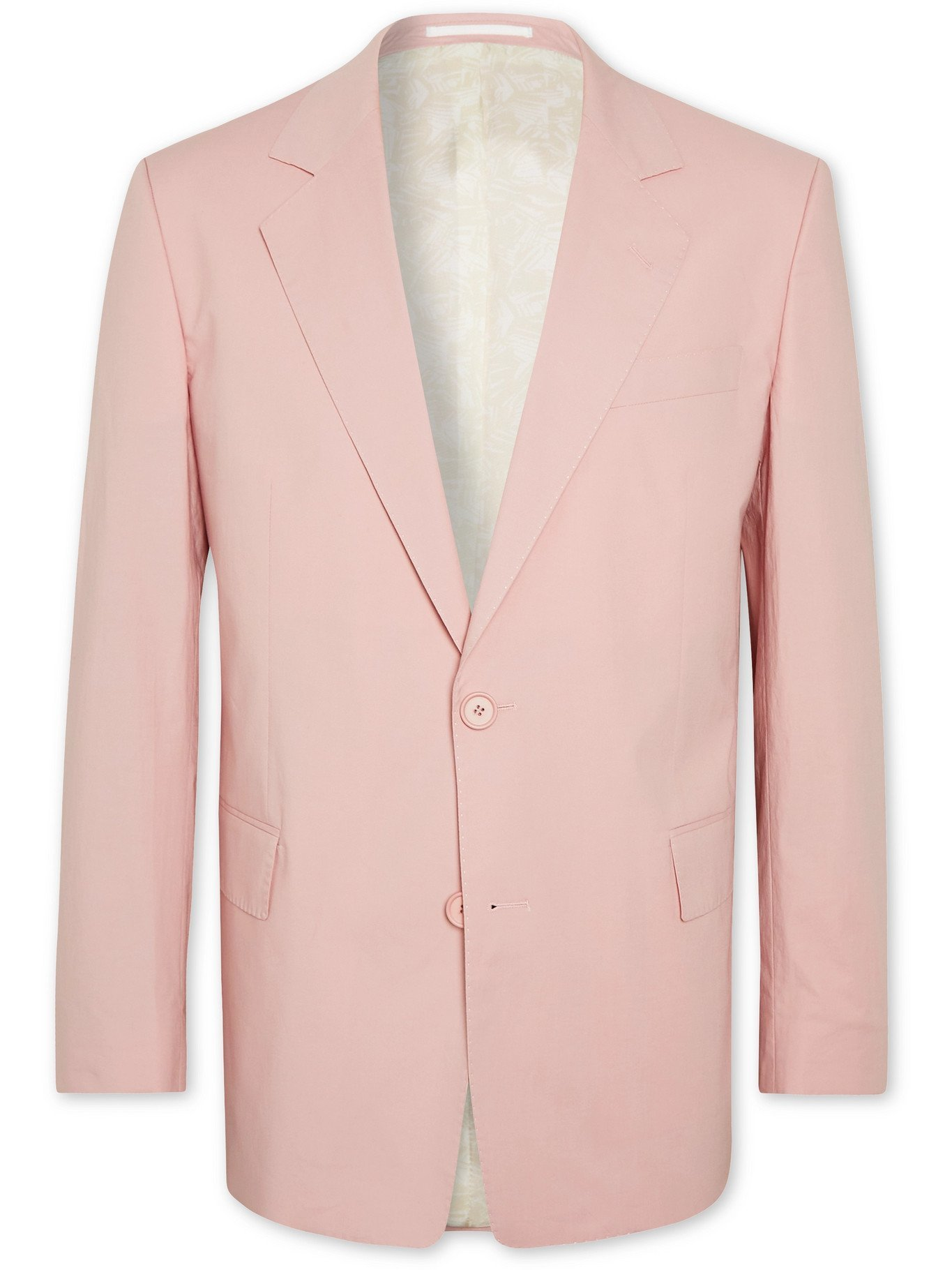 Photo: HUGO BOSS - Cemdon Stretch-Cotton Blazer - Pink