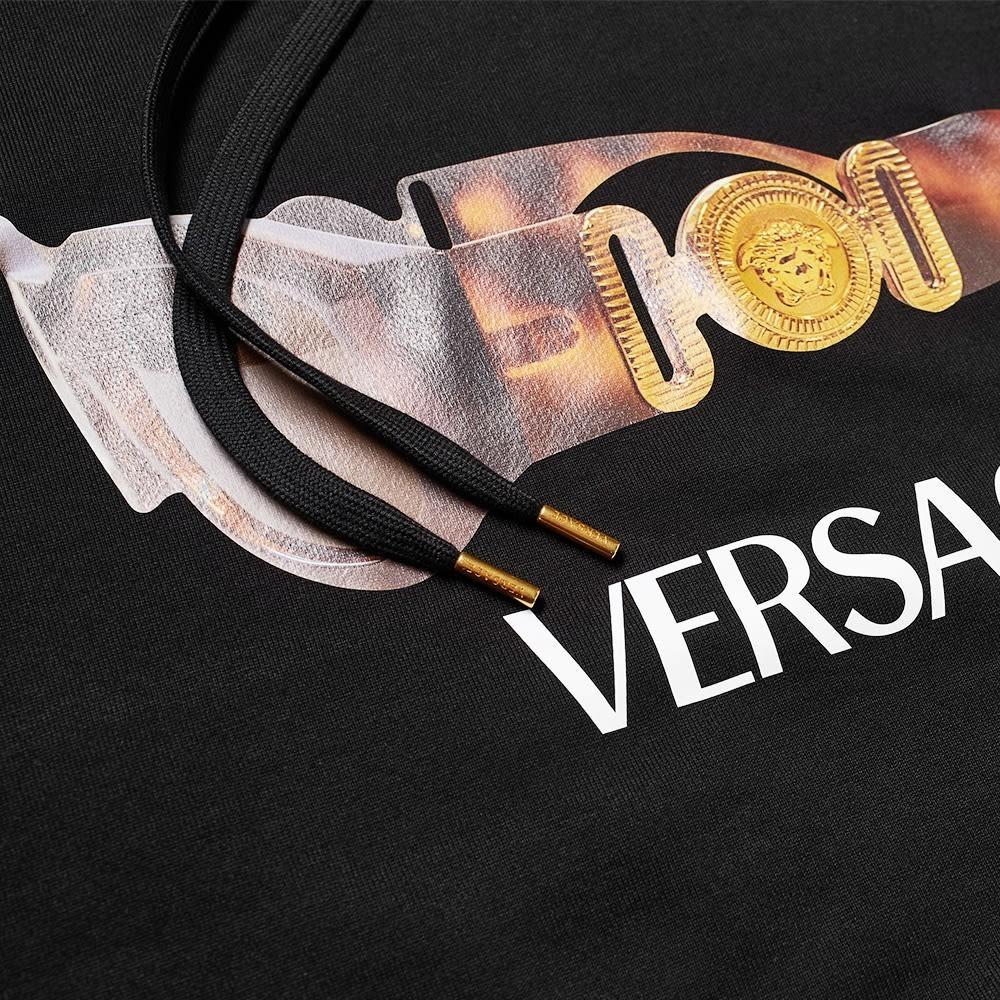 Versace Sunglasses Popover Hoody