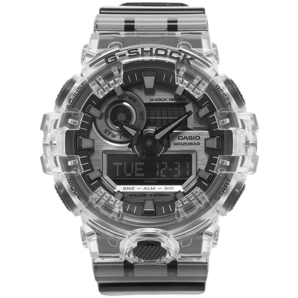 Photo: Casio G-Shock GA-700SK-1AER Skeleton Series Watch