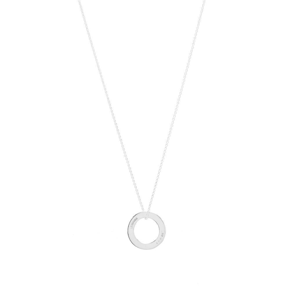 Photo: Le Gramme Slick Pendant Necklace