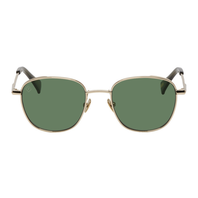 Photo: RAEN Gold Morrow Sunglasses