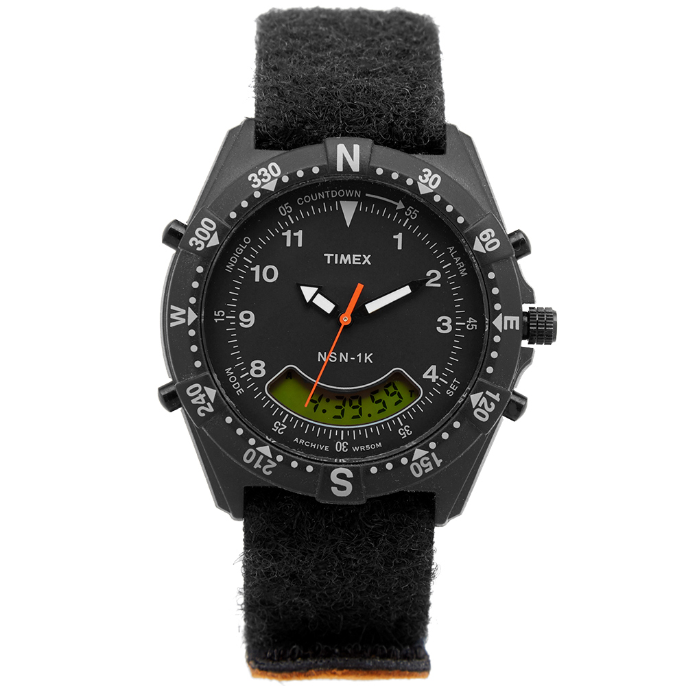 Photo: Timex Archive NSN-1K Limited Edition Watch