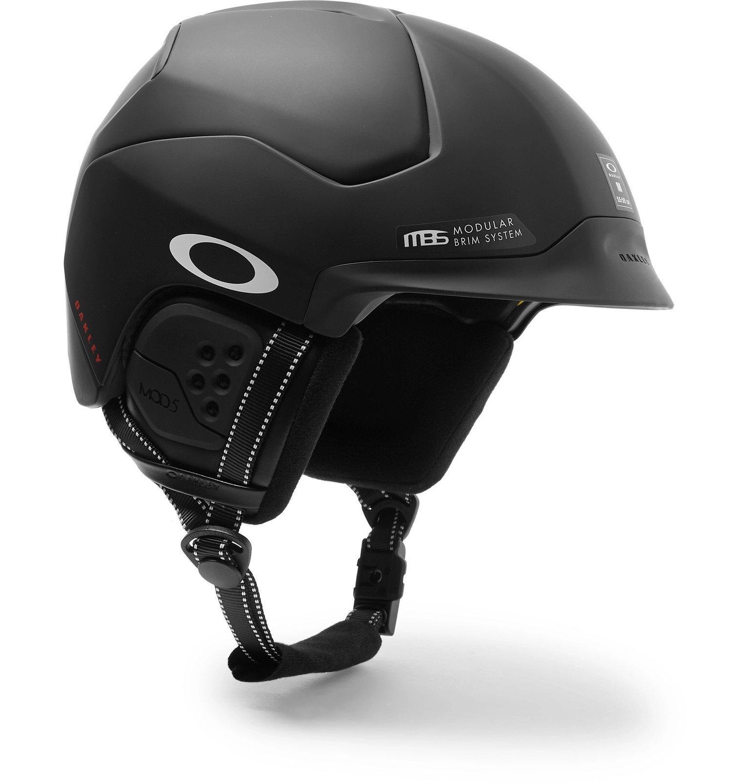 Photo: Oakley - Mod 5 Ski Helmet - Black