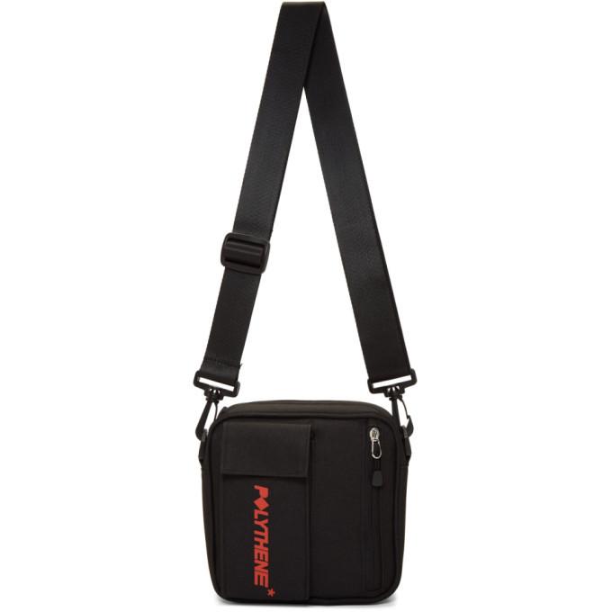 Photo: Polythene* Optics Black Essential Crossbody Bag