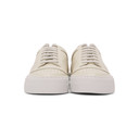 Common Projects Beige Full Court Sneakers