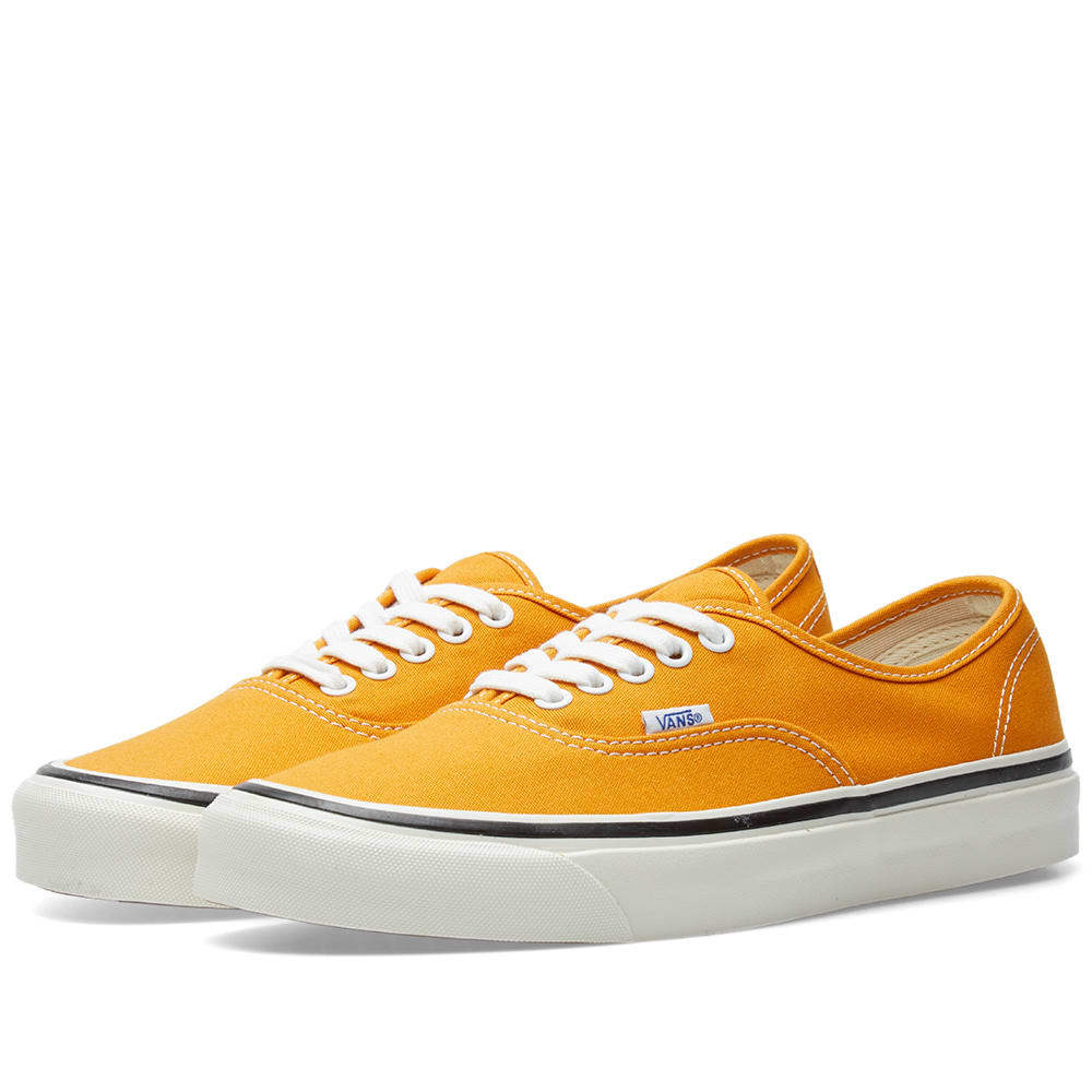 Photo: Vans Authentic 44 DX Yellow