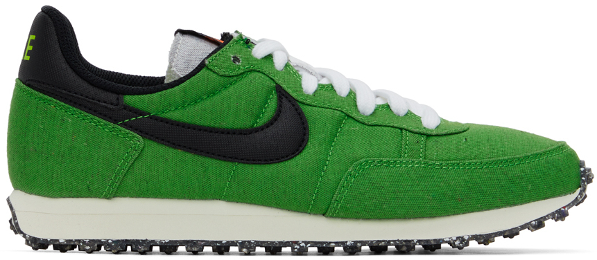 Photo: Nike Green Challenger OG Sneakers