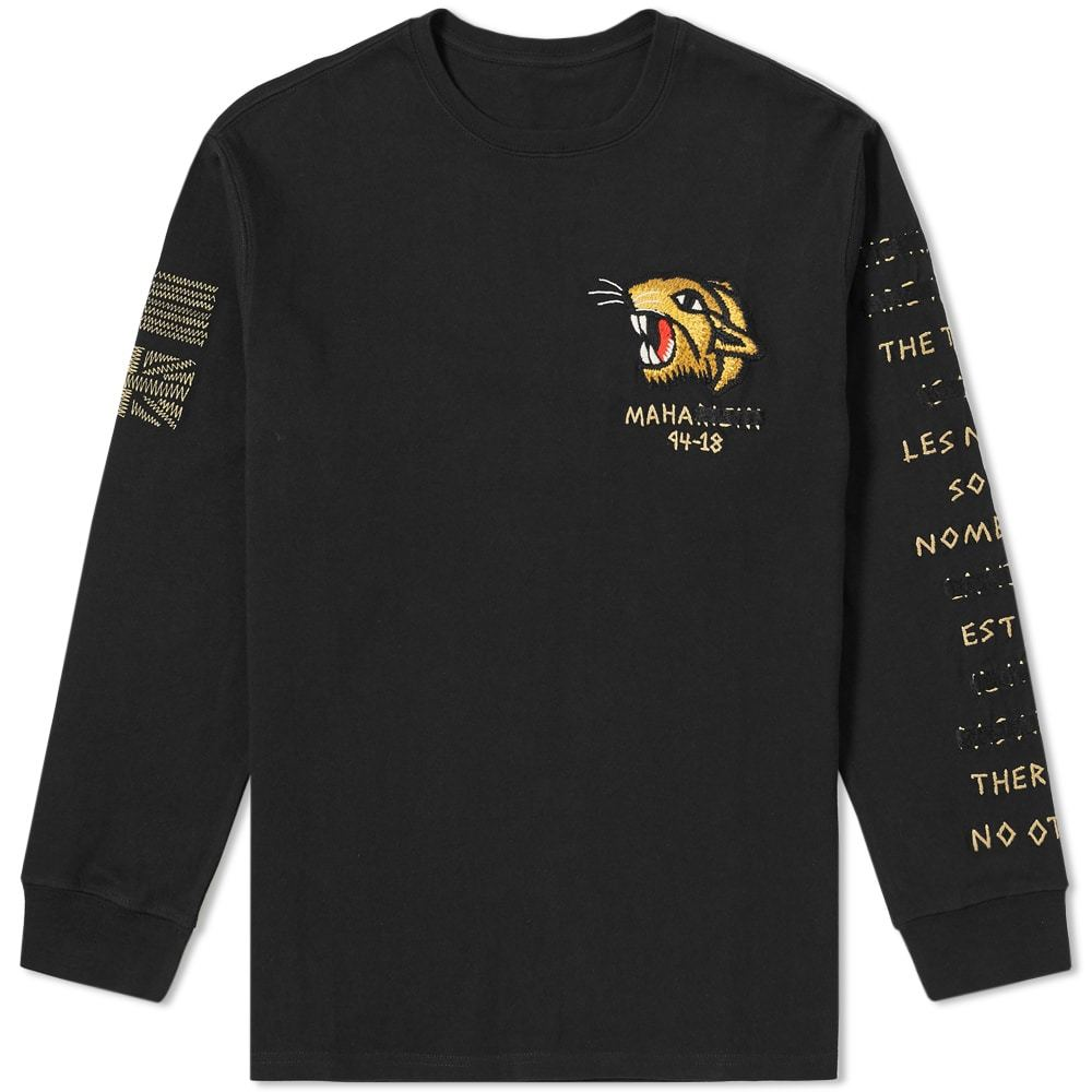 Photo: Maharishi Long Sleeve Redacted Tour Tee