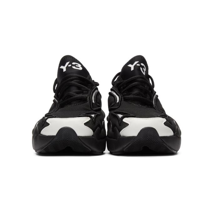 Y-3 Black Ren Sneakers