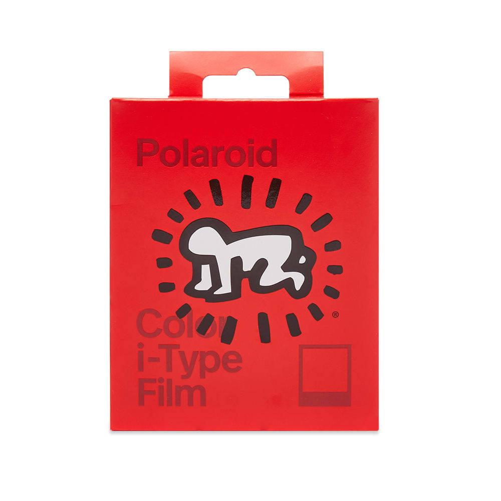 Photo: Polaroid  i-Type Colour Film - Keith Haring Edition