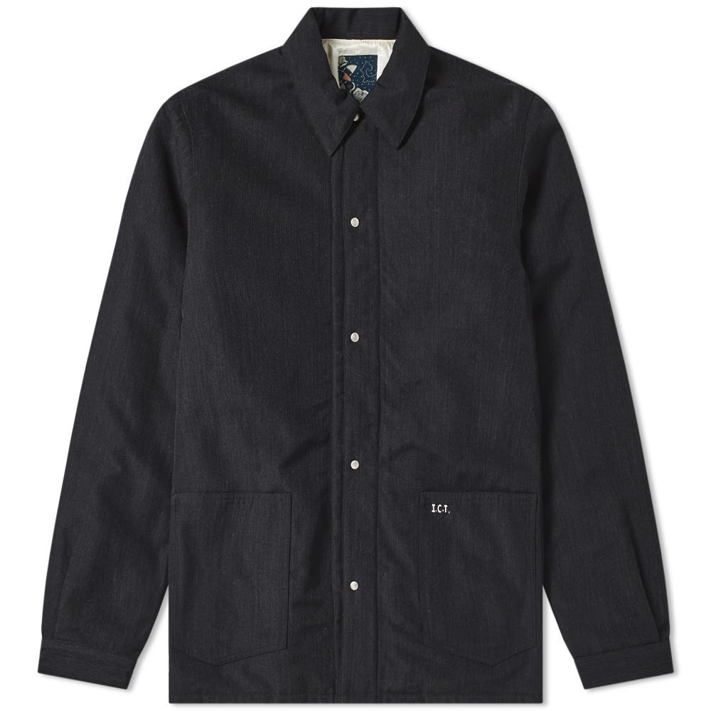 Photo: Visvim Section Gang Coverall Jacket
