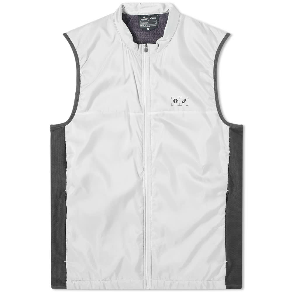 Photo: Asics x Reigning Champ Insulated Vest