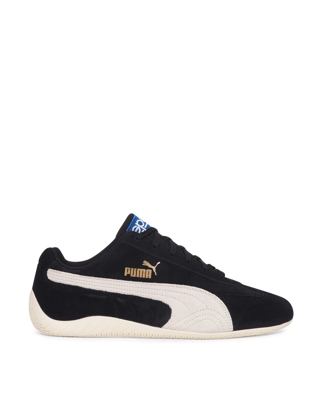 Photo: Puma Speedcat Sparco Sneakers Puma Black Whisper White