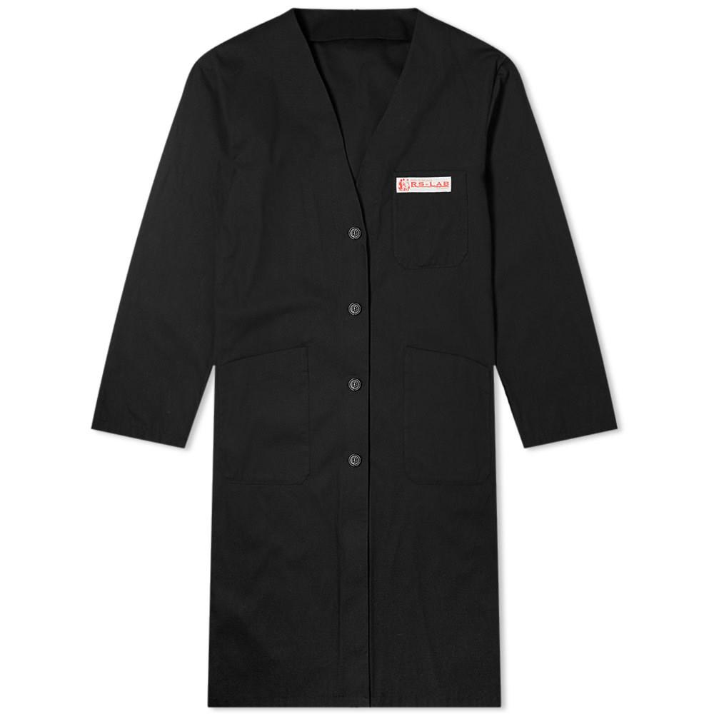 Raf Simons Classic 2 Label Lab Coat