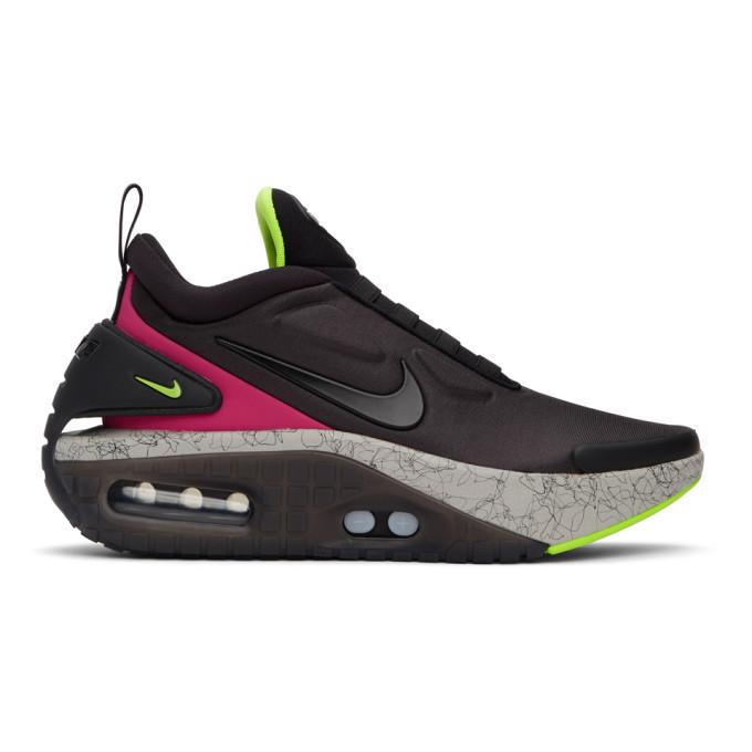 Photo: Nike Black Adapt Auto Max Sneakers