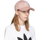 adidas Originals Pink Trefoil Baseball Cap