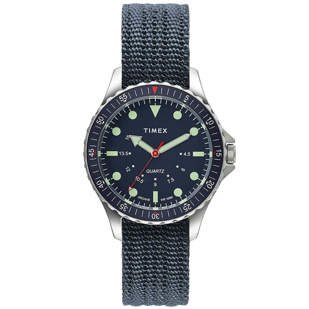 Photo: Timex Archive Navi Depth Watch