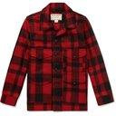 Filson - Checked Virgin Wool Overshirt - Men - Red