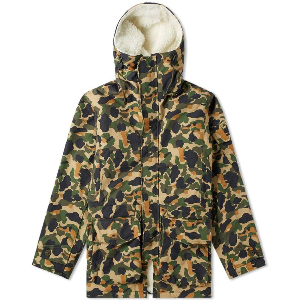 Photo: Ark Air Furry Master Camo Jacket