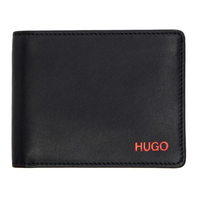 Photo: Hugo Black Subway Wallet