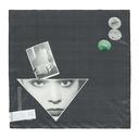 Oamc Collage Foulard Black