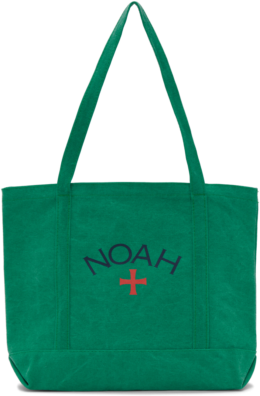 Photo: Noah Green Recycled Canvas Core Logo Tote