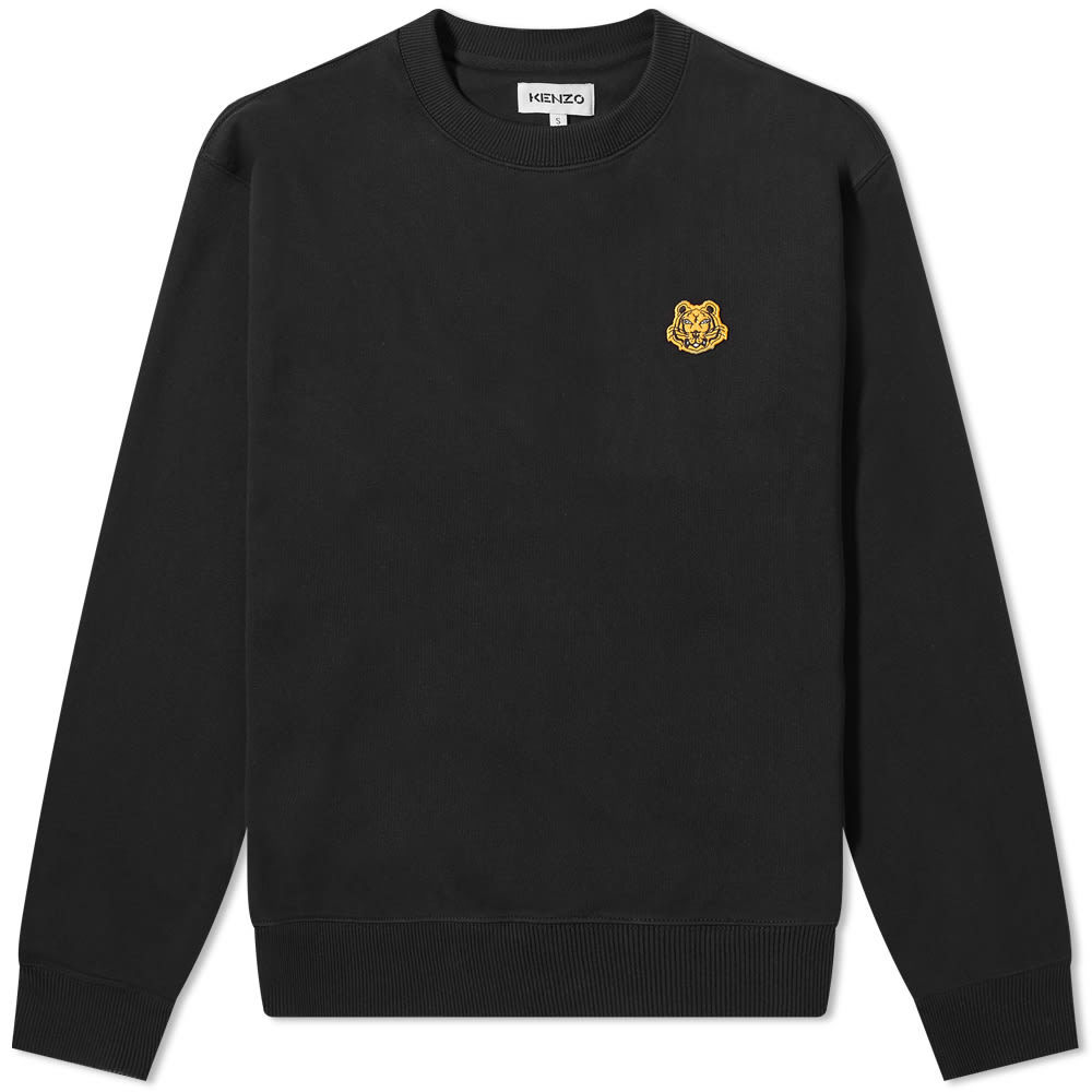 Photo: Kenzo Tiger Crest Crew Sweat