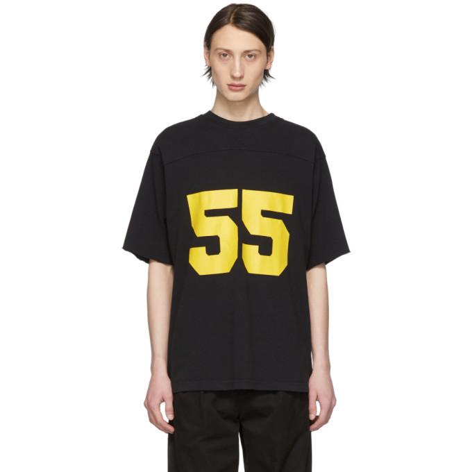 Photo: Billy Black 55 Football T-Shirt