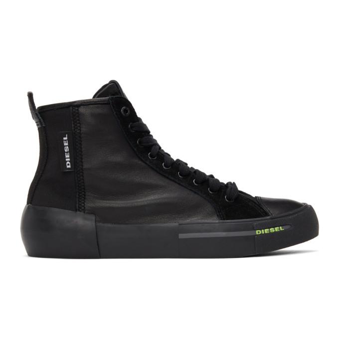 Photo: Diesel Black S-Dese ML Sneakers
