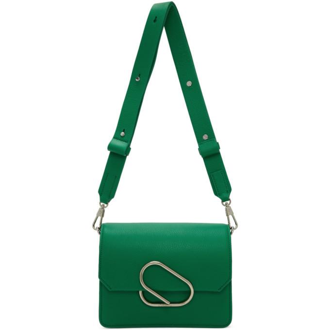3.1 Phillip Lim Green Mini Alix Shoulder Bag