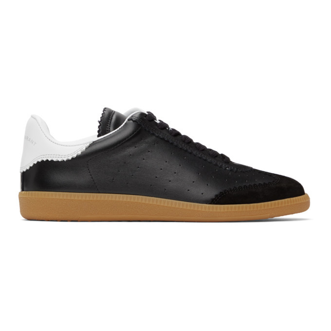 Photo: Isabel Marant Black Brycy Sneakers