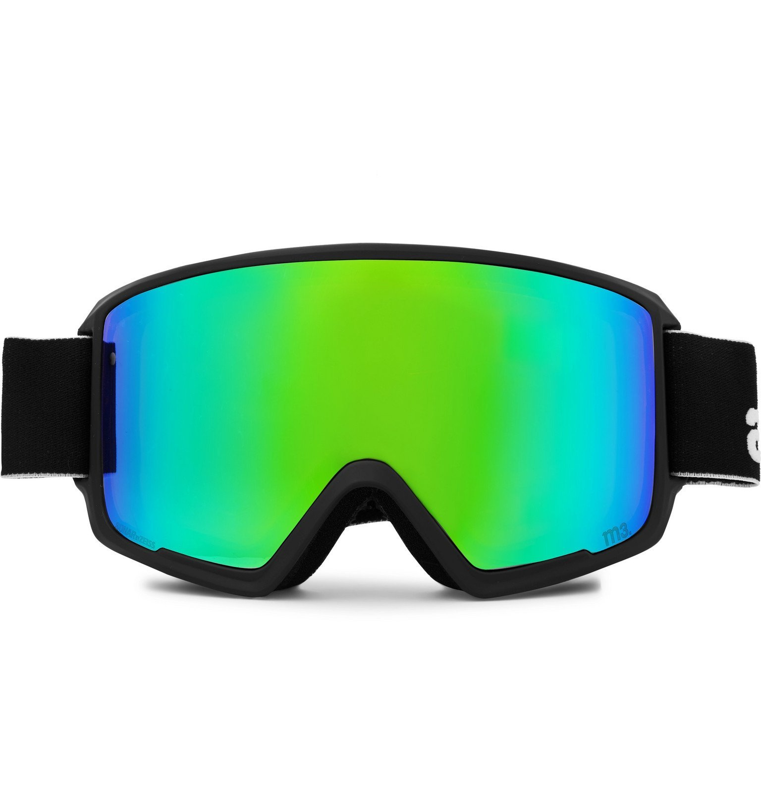 Photo: Anon - M3 Ski Goggles and Stretch-Jersey Face Mask - Black