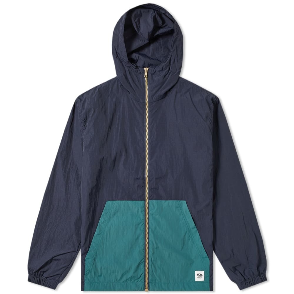 Photo: Wood Wood Niccolo Anorak Jacket