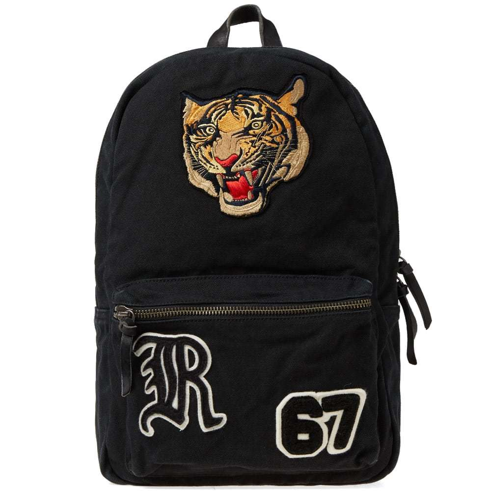 Photo: Polo Ralph Lauren Tiger Embroidered Backpack