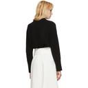 3.1 Phillip Lim Black Pearl Pullover Sweater