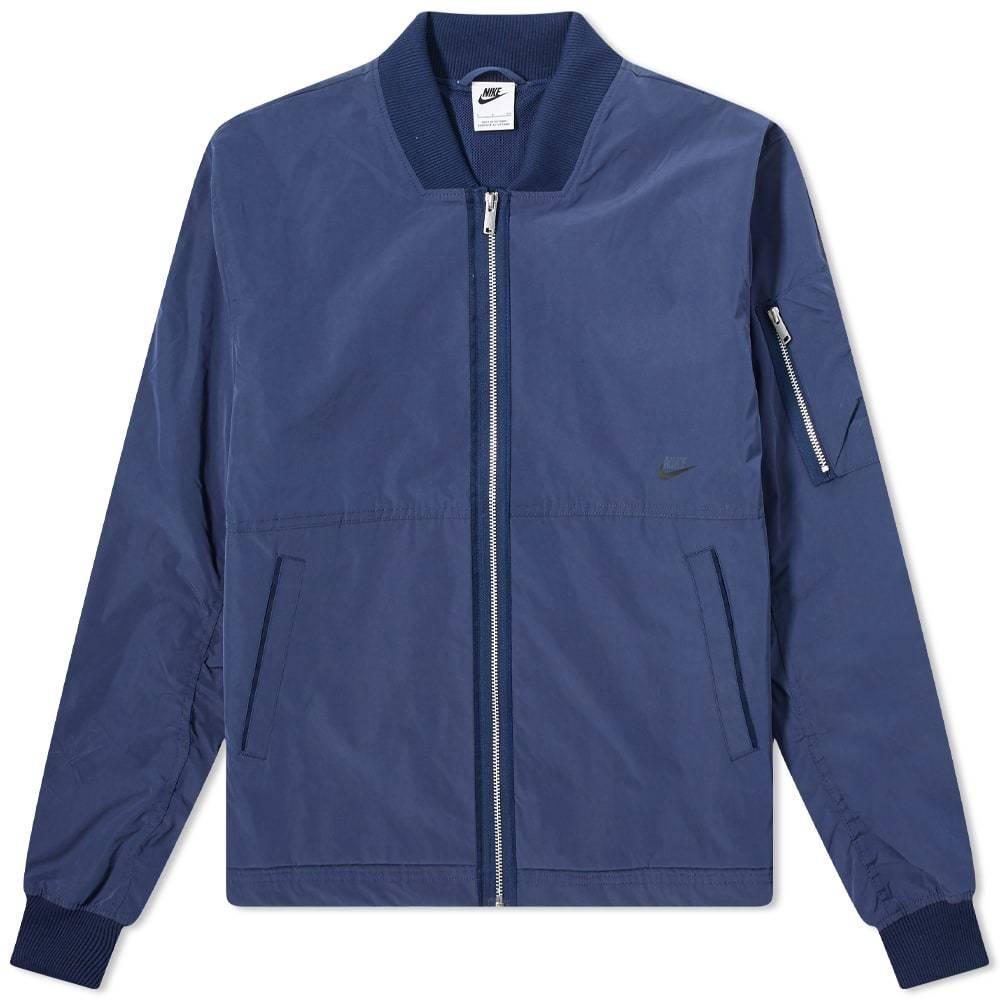 Photo: Nike Premium Essentials Bomber Jacket