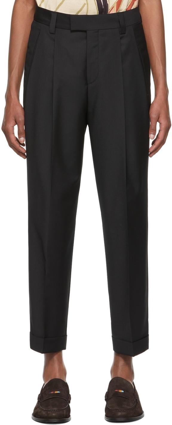 Photo: Hugo Black German213F1 M&M Trousers