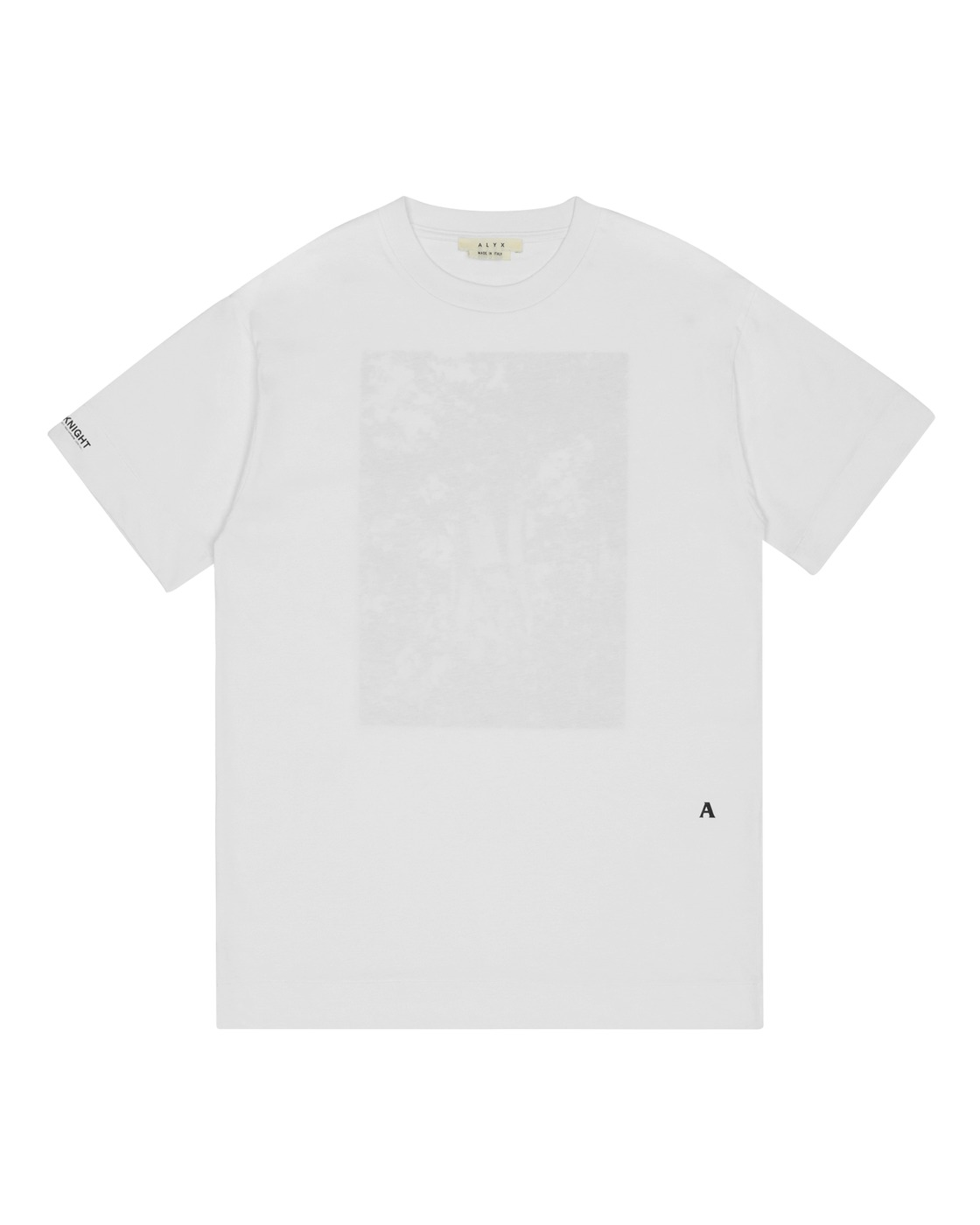 Photo: 1017 Alyx 9sm Showstudio Stella T Shirt White