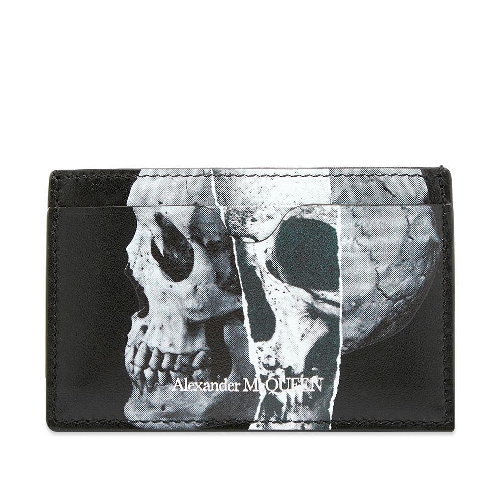 Photo: Alexander McQueen Fragment Skull Card Holder