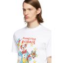 Martine Rose White Clown T-Shirt