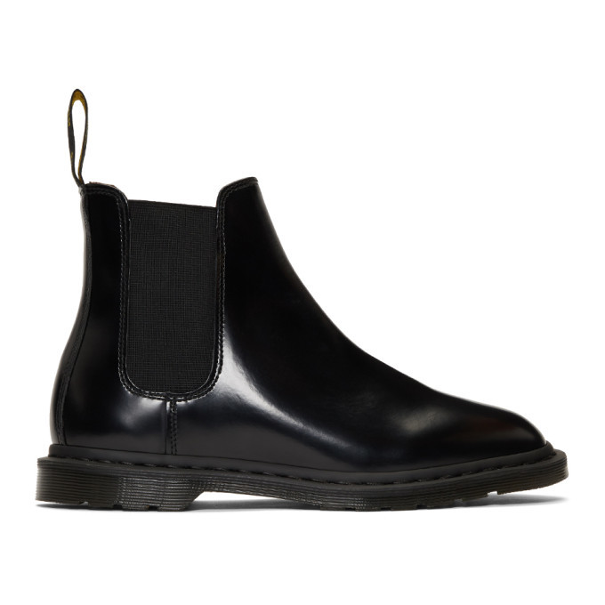 Photo: Dr. Martens Black Graeme II Chelsea Boots