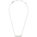 Ksubi Silver Dripps Sott Necklace