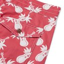RRL - Printed Cotton-Blend Shorts - Red