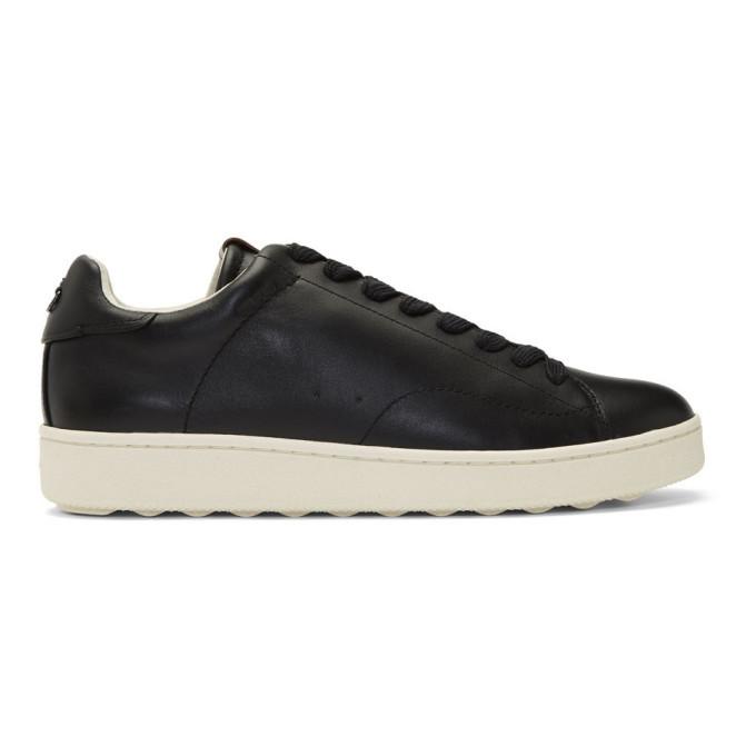 Photo: Coach 1941 Black C101 Low Top Sneakers