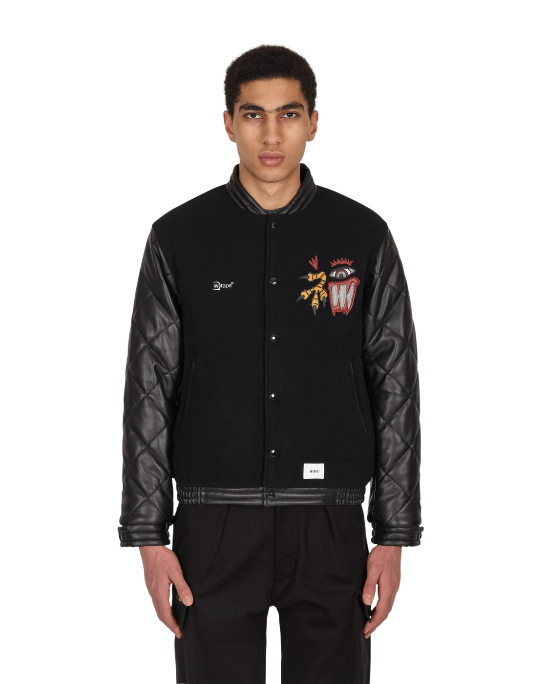 Photo: Wtaps Canal Jacket Black